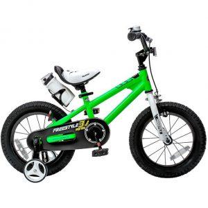 Детский Велосипед RoyalBaby FREESTYLE 16″ зеленый