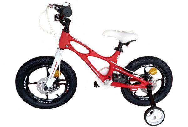 Красный велосипед RoyalBaby SPACE SHUTTLE 16″