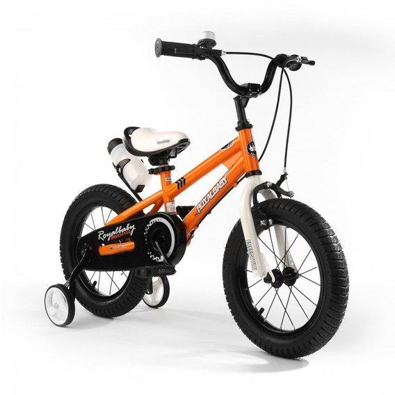 Велосипед RoyalBaby FREESTYLE 16″ оранжевый