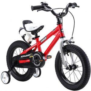 Велосипед RoyalBaby FREESTYLE 18″ красный