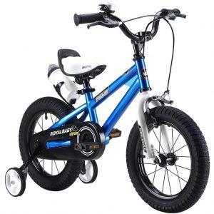 Велосипед RoyalBaby FREESTYLE 18″ синего цвета