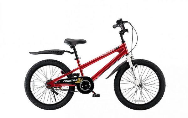 Велосипед RoyalBaby FREESTYLE 20″ красный