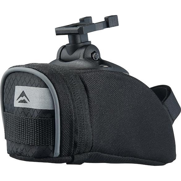 Велосипедная сумка Merida Bag/V-mount Black/Grey, размер: M, объем: 0.5 л