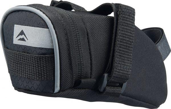 Велосипедная сумка Merida Bag/Hook And loop Black/Grey, размер: M, объем: 0.5 л