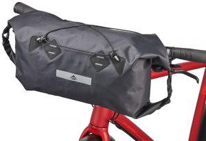 Сумка на руль Merida Travel Bag Black/Grey, One Size Volume: 7.4 л.