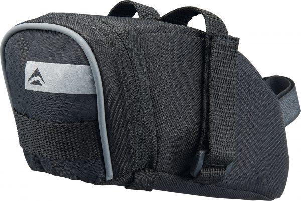Велосипедная сумка Merida Bag/Hook And loop Black/Grey, размер: L, объем: 1 л