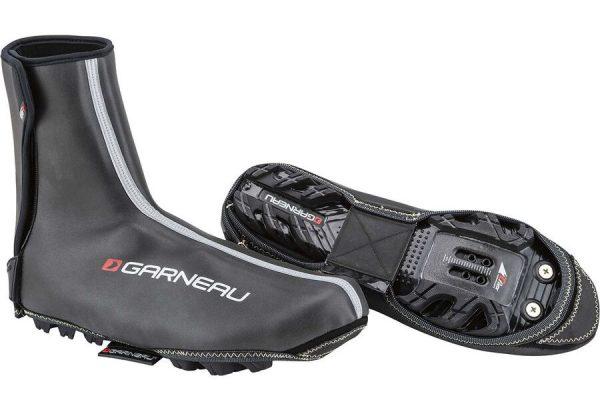 Бахилы Garneau LG Thermax II Cycling Shoe Covers Black