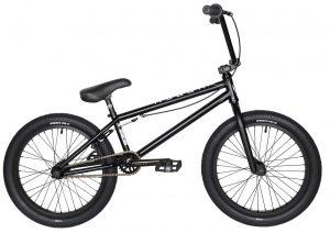 Велосипед 20″ Kench Chr-Mo Black (мат)