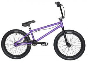 Велосипед 20″ Kench Chr-Mo Violet (мат)