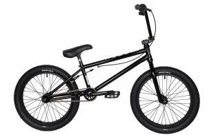 Велосипед 20″ Kench Hi-Ten Black