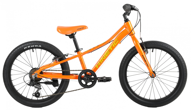Велосипед Kinetic Coyote Orange