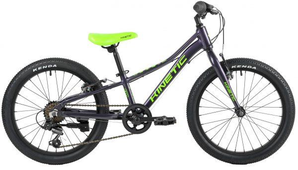 Велосипед 20″ Kinetic Coyote Purple