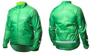 Ветровка Onride Gust Reflective Green