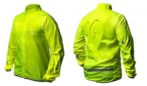 Ветровка Onride Gust Reflective Yellow Neon