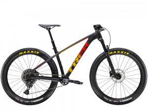Велосипед 27.5″ Trek Roscoe 8 Black Red 2021