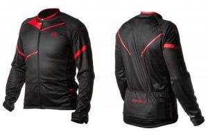 Велокуртка Onride Shell Black/Red