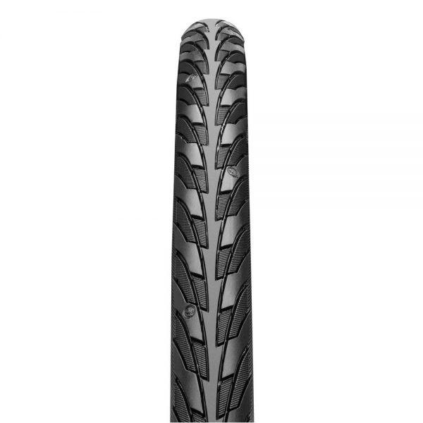 Покрышка Continental Contact, 28″   700 X 28C   28 X 1 5/8 X 1 1/8, черная, не складная, светоотражающая