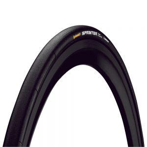 Покрышка Continental Sprinter – 28″   28 x 25 мм, черная, (трубка) skin