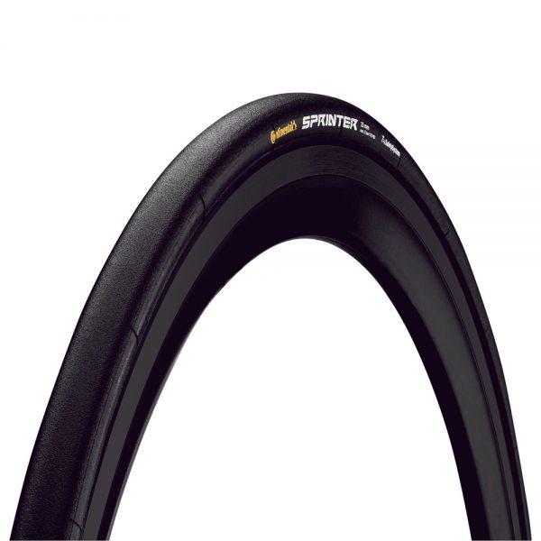 Покрышка Continental Sprinter – 28″ | 28 x 25 мм, черная, (трубка) skin