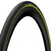 Покрышка Continental Ultra Sport III 28″   700 x 25C черно/зеленая, складная, skin