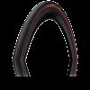 Покрышка Continental Ultra III Sport 28″ | 700 x 23C черная/красная, складная, skin