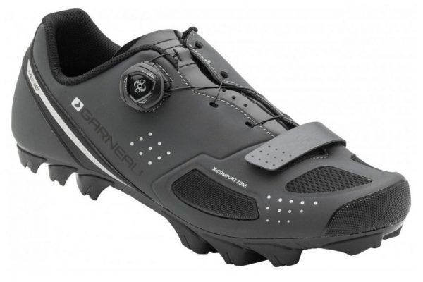 Велотуфли Garneau Granite II Shoes 90 Black-White