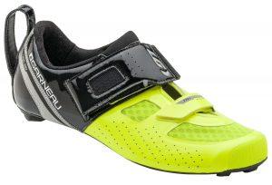 Велотуфли Garneau Tri X-lite II Shoes 26 Black-Yellow