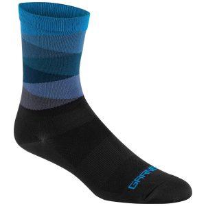 Велоноски Garneau Conti Long 9XN-Black/Blue