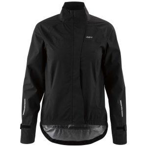 Велокуртка Garneau Women's Sleet Wp Jacket 020 Black