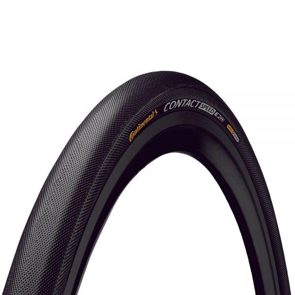 Покрышка Continental Contact Speed, 28″ | 700 x 28C | 28 x 1 5/8 x 1 1/8, черная, не складная, skin