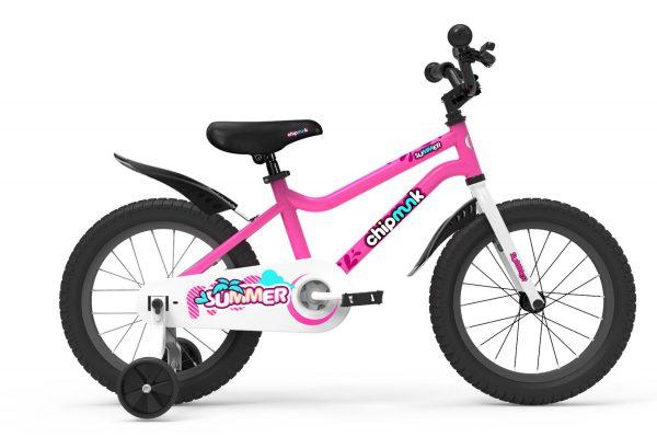 Велосипед 12″ RoyalBaby Chipmunk MK, Official UA Pink