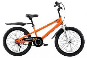 Велосипед 20″ RoyalBaby FREESTYLE, Official UA Orange