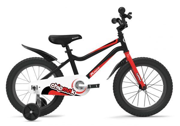 Велосипед 12″ RoyalBaby Chipmunk MK, Official UA Black