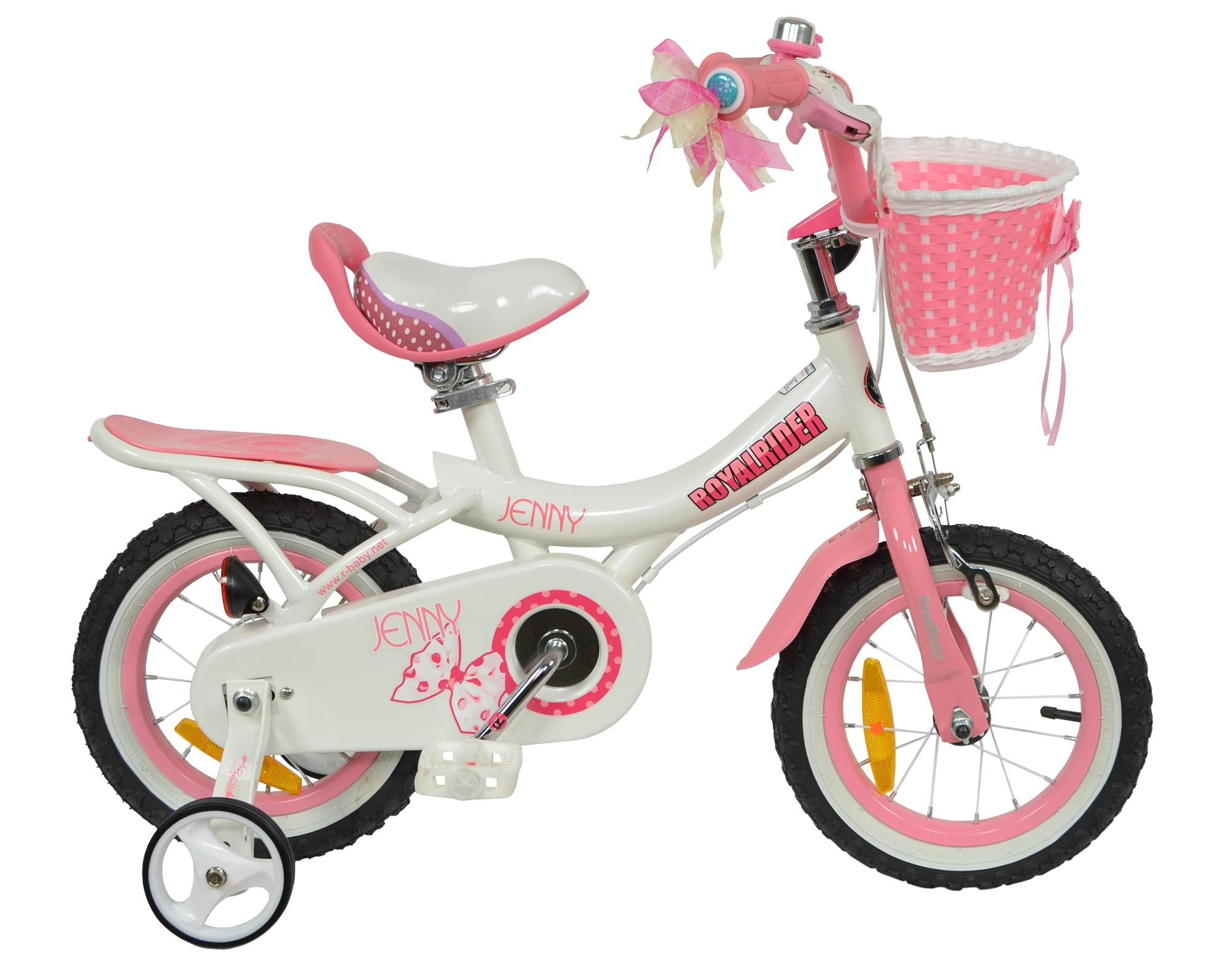 Велосипед RoyalBaby JENNY GIRLS