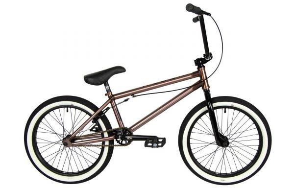 Велосипед 20″ Kench Pro Cro-Mo RAW (STREET PRO)