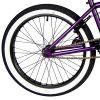 Велосипед 20″ Kench Pro Cro-Mo (STREET PRO) Фиолетовый металлик (мат) 14676