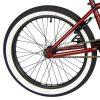 Велосипед 20″ Kench Pro Cro-Mo (STREET PRO) Красный металлик (мат) 14669