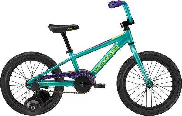 Велосипед 16″ Cannondale TRAIL SS GIRLS TRQ 2021