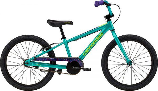 Велосипед 20″ Cannondale TRAIL SS GIRLS OS TRQ 2021