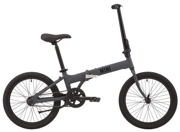 Велосипед 20″ Pride Mini 1 Grey 2021
