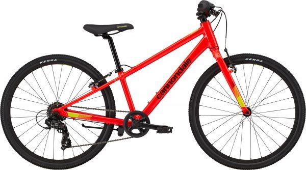 Велосипед 24″ Cannondale QUICK BOYS OS ARD 2021