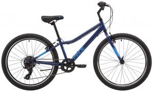 Велосипед 24″ Pride BRAVE 4.1 синий 2021