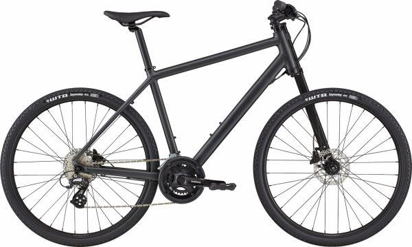 Велосипед 27,5″ Cannondale BAD BOY 3 BBQ Matte Black 2021
