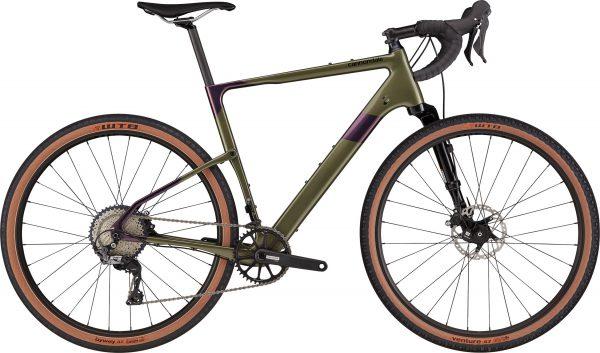Велосипед 27,5″ Cannondale TOPSTONE Carbon Lefty 3 Mat 2021