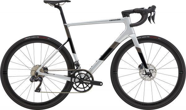 Велосипед 28″ Cannondale SUPERSIX EVO Carbon Disc Ultegra Di2 MRC 2021