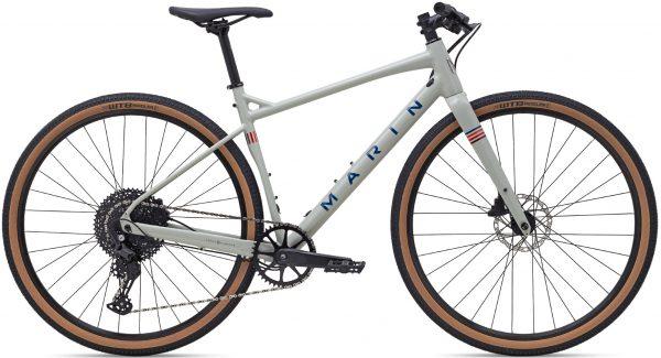 Велосипед 28″ Marin DSX 1 Grey/Blue 2021