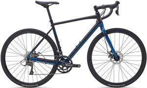 Велосипед 28″ Marin GESTALT Gloss Black/Blue 2021