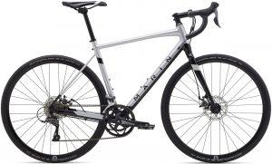 Велосипед 28″ Marin GESTALT Silver/Grey 2021