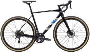 Велосипед 28″ Marin LOMBARD 2 Gloss Reflective Black/Silver/Blue 2021