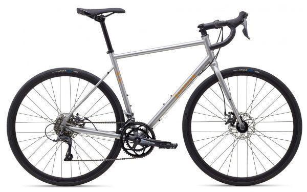 Велосипед 28″ Marin NICASIO Silver 2021